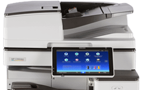 MP C3504ex Colour Laser Multifunction Printer