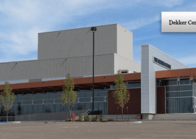Dekker Centre - North Battleford, Sk