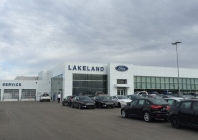 Ford Dealerships - Various