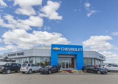 Chevrolet Dealerships - Various