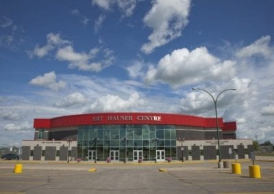 Art Hauser Centre